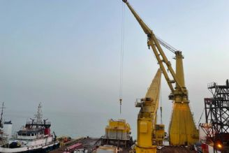 صادرات نخستین محموله نفتی از بندر جاسك