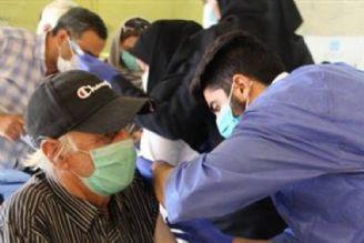 گام بلند سپاه اصفهان با واکسیناسیون روزانه 3 هزار نفر از مردم