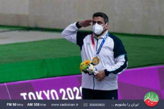 مدال آور كاروان ایران بر روی خط «ورزش ایران»