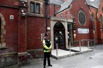 آغاز تحقیقات درباره خرابکاری در مسجد منچستر