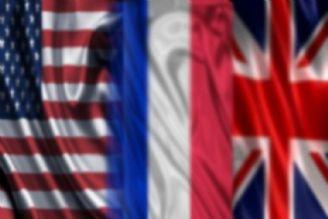 آمریکا و انگلیس در حال باج گیری از فرانسه هستند