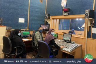 رادیو ایران  از شهدای دانش آموز می گوید