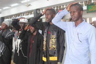 برگزاری مراسم رحلت پیامبر گرامی اسلام در ساحل عاج
