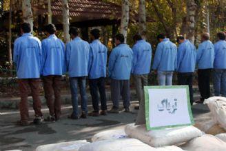 افزایش 80 درصدی برخورد با قاچاقچیان مواد مخدر در حوزه غرب تهران
