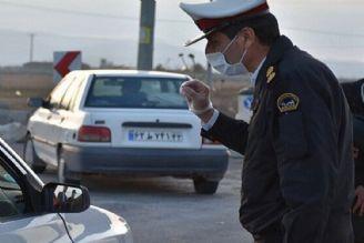 """پلیس"" دومین گروه خطرپذیر در مقابل کروناست"