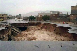 خطر جدی فرونشست های اطراف تهران برای پایتخت