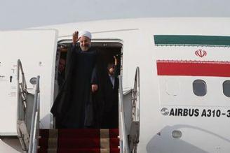 دیدار رسمی روحانی از جمهوری آذربایجان